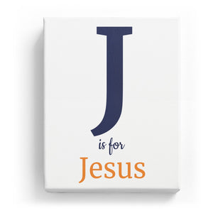 J is for Jesus - Classic