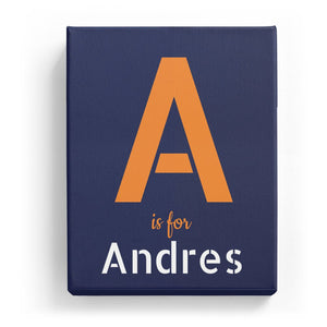 A is for Andres - Stylistic