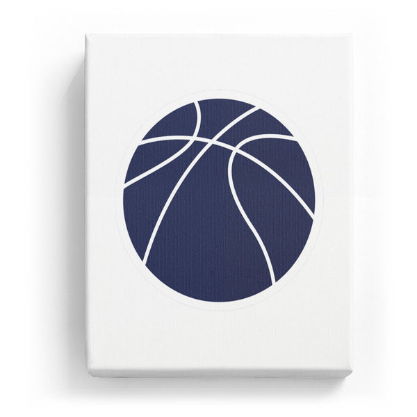 Basketball - No Background (Mirror Image)