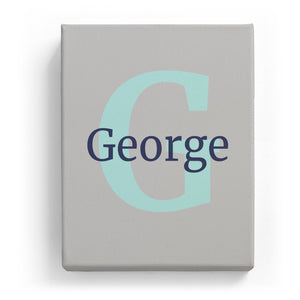 George Overlaid on G - Classic