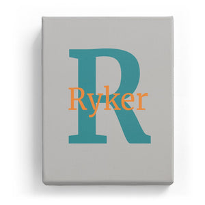 Ryker Overlaid on R - Classic