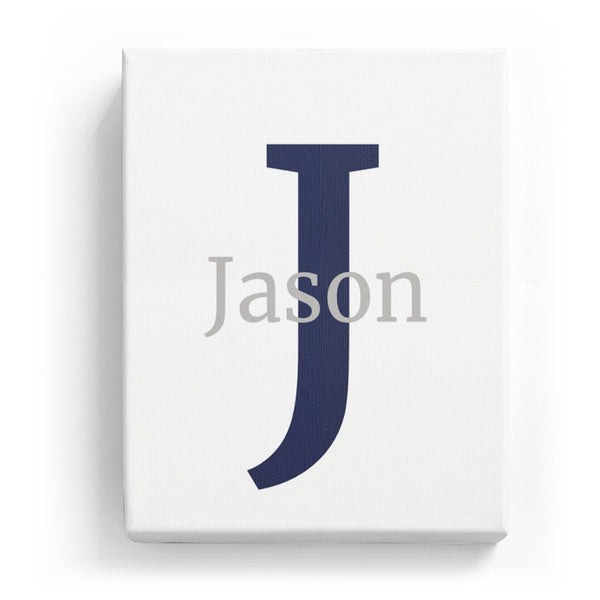 Jason Overlaid on J - Classic