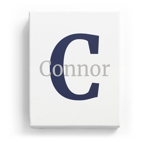 Connor Overlaid on C - Classic