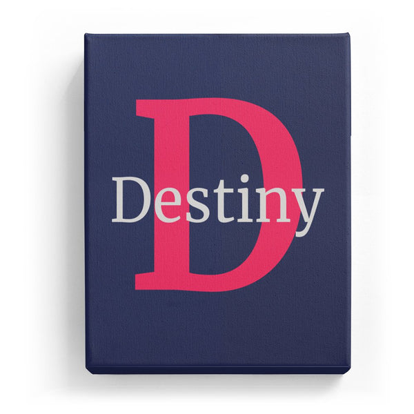 Destiny Overlaid on D - Classic
