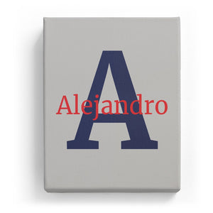 Alejandro Overlaid on A - Classic