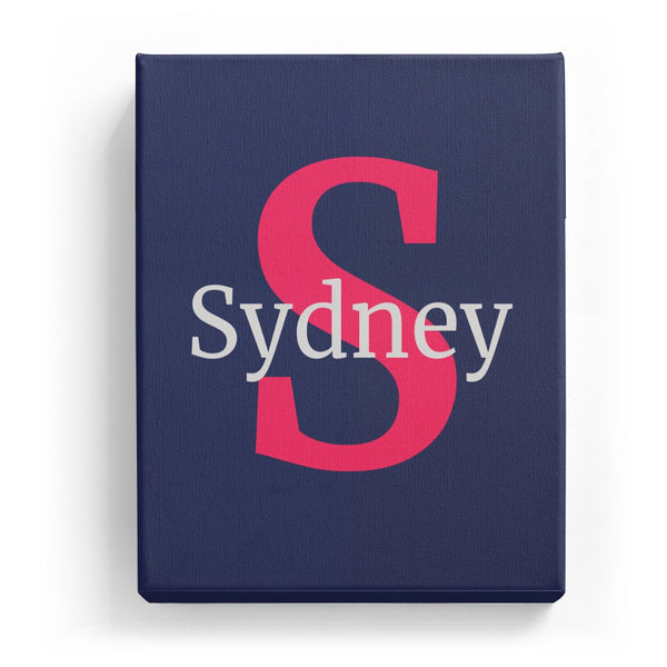 Sydney Overlaid on S - Classic