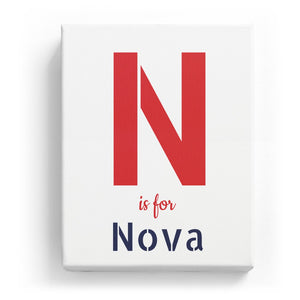 N is for Nova - Stylistic