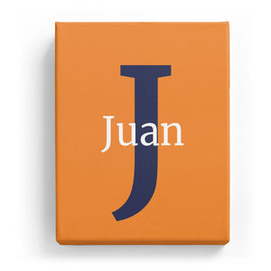 Juan Overlaid on J - Classic