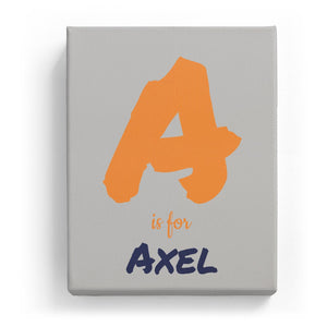 A is for Axel - Artistic