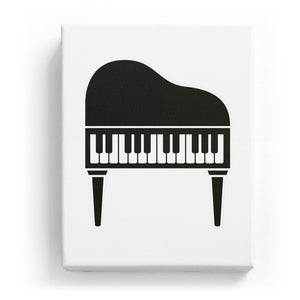Piano - No Background