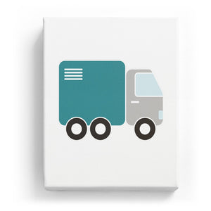 Truck - No Background
