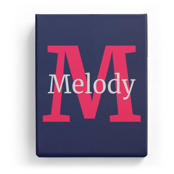 Melody Overlaid on M - Classic