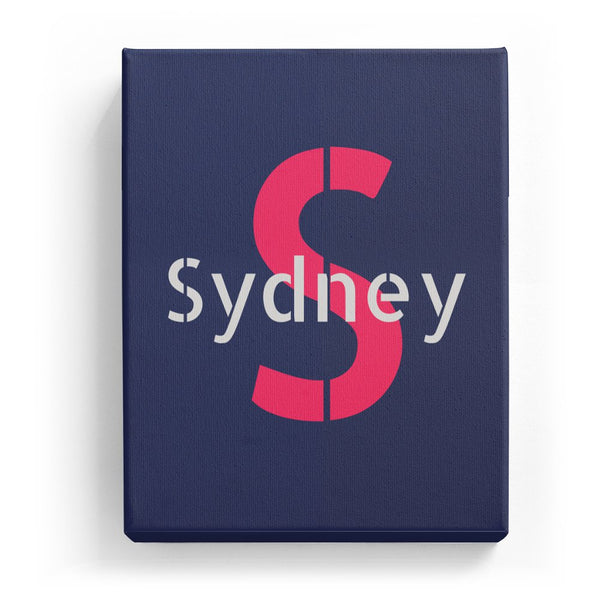 Sydney Overlaid on S - Stylistic