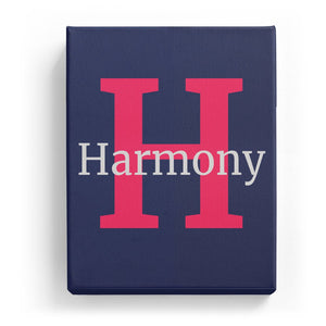 Harmony Overlaid on H - Classic