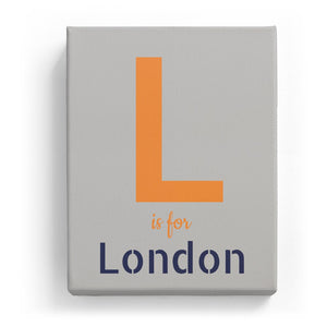 L is for London - Stylistic