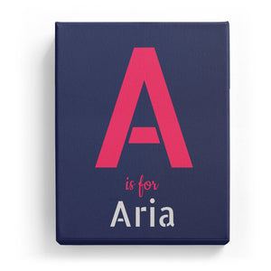 A is for Aria - Stylistic