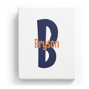 Bryson Overlaid on B - Cartoony