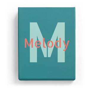 Melody Overlaid on M - Stylistic