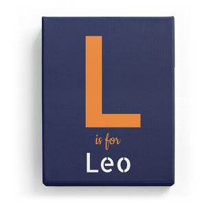 L is for Leo - Stylistic