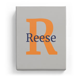 Reese Overlaid on R - Classic