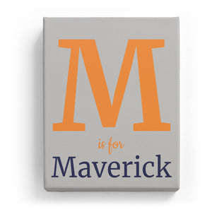 M is for Maverick - Classic