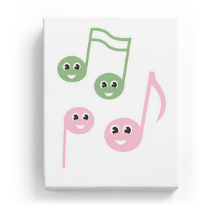 Music Notes - No Background