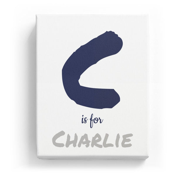 C is for Charlie - Artistic