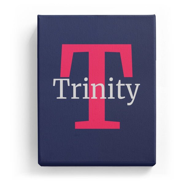 Trinity Overlaid on T - Classic