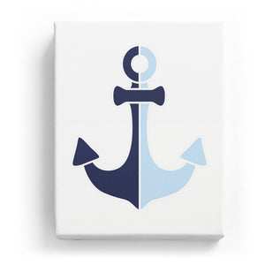 Anchor - Dual Color - No Background