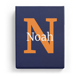 Noah Overlaid on N - Classic