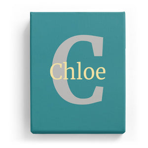 Chloe Overlaid on C - Classic
