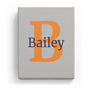 Bailey Overlaid on B - Classic