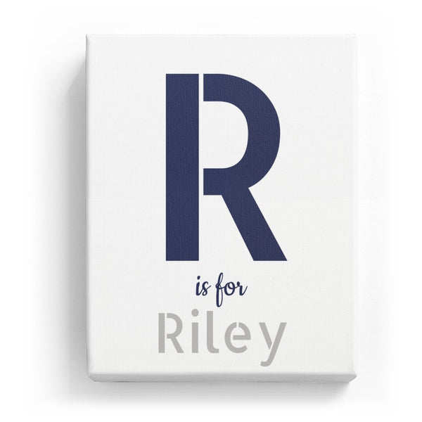 R is for Riley - Stylistic