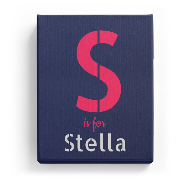 S is for Stella - Stylistic