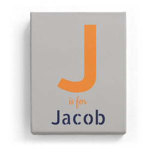 J is for Jacob - Stylistic