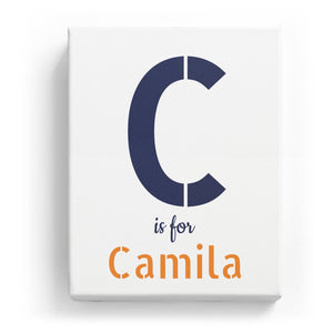 C is for Camila - Stylistic