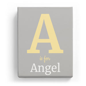 A is for Angel - Classic