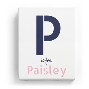 P is for Paisley - Stylistic