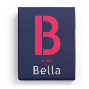 B is for Bella - Stylistic