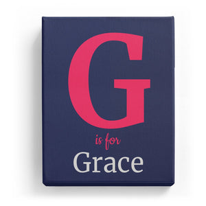 G is for Grace - Classic