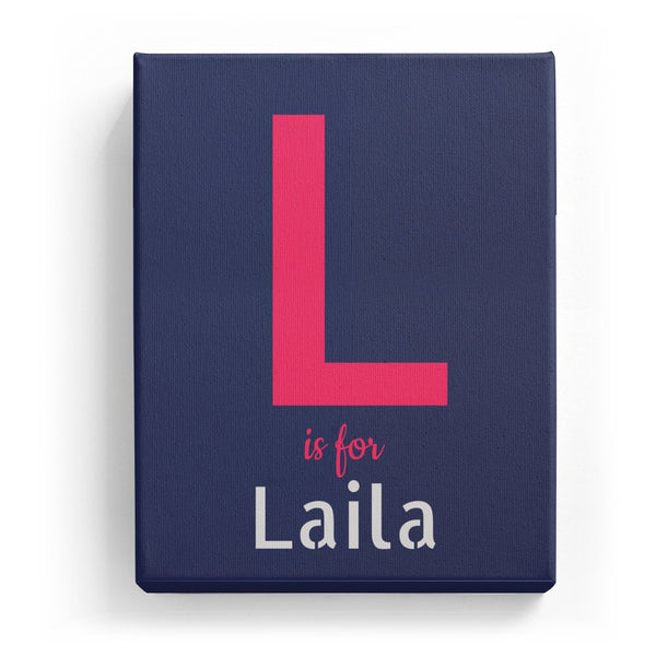 L is for Laila - Stylistic