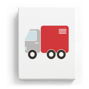 Truck - No Background (Mirror Image)
