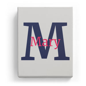 Mary Overlaid on M - Classic