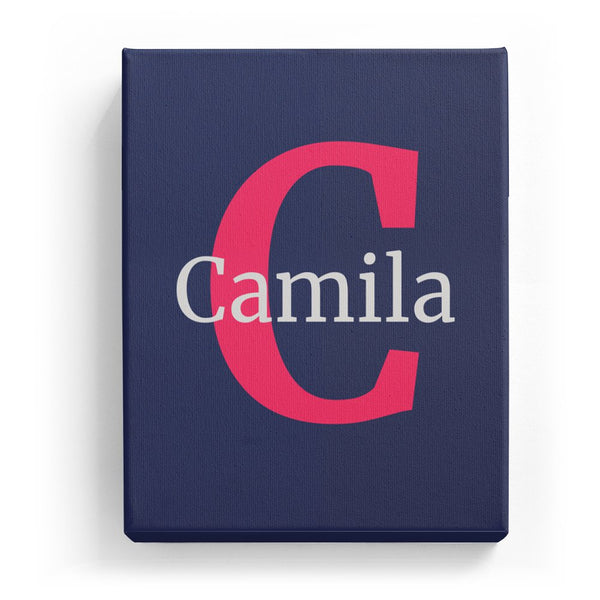 Camila Overlaid on C - Classic