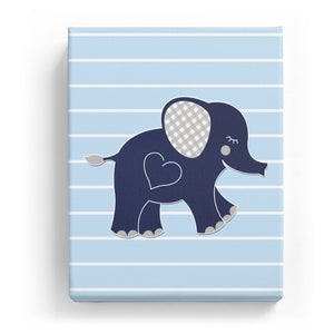 Elephant with a Heart