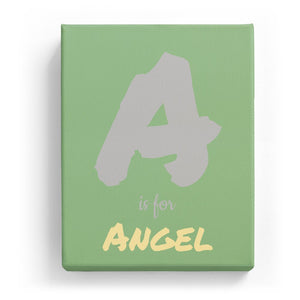 A is for Angel - Artistic