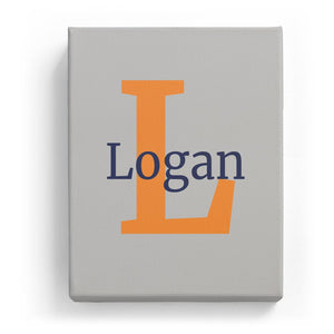 Logan Overlaid on L - Classic