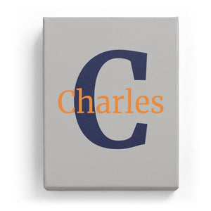 Charles Overlaid on C - Classic