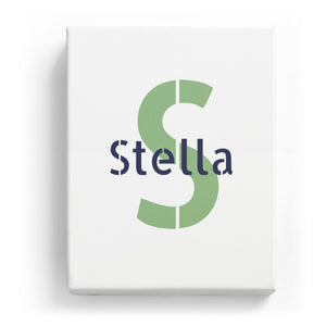 Stella Overlaid on S - Stylistic