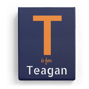 T is for Teagan - Stylistic